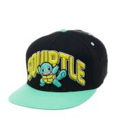 Gorra Pokémon Squirtle - Negro