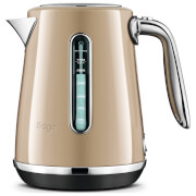 Sage by Heston Blumenthal BKE735RCH The Soft Top Luxe 1.7L Kettle - Royal Champagne