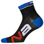 Nalini Logo Socks H13 - Blue