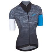 Nalini Women's Monaco Short Sleeve Jersey - Grey/Blue
