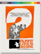 Bunny Lake is Missing - Dual Format (Includes DVD)