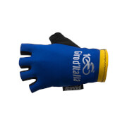 Santini Giro d'Italia 2017 Stage 11 Bartali Race Gloves - Blue