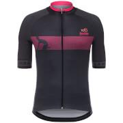 Santini Giro d'Italia 2017 Maglia Nero Jersey - Black