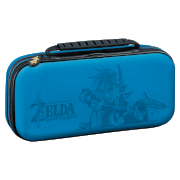 Official Nintendo Switch Zelda Travel Case - Blue