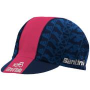 Santini Giro d'Italia 2017 Stage 1 Sardinia Race Cap - Blue