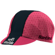 Santini Giro d'Italia 2017 Stage 21 Monza - Milan Race Cap - Pink