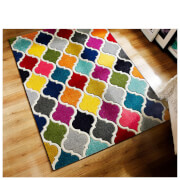 Flair Spectrum Limbo Rug - Multi