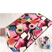 Flair Matrix Themes Rug - Allsorts Multi (100X160)