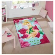 Flair Matrix Disney Rug - Tinkerbell Multi (100X170)