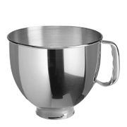 KitchenAid K45SBWH Polished Mixing Bowl with Handle 4.3L