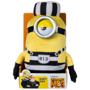 Despicable Me 3 Jail Mel Plush Toy - Medium