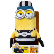 Despicable Me 3 Jail Tim Plush Toy - Medium