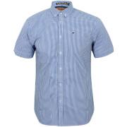 Camisa manga corta Tokyo Laundry Lorente - Hombre - Azul
