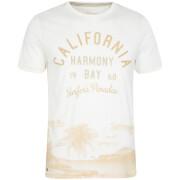 T-Shirt Homme Norton Cove Tokyo Laundry - Blanc Ivoire