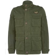 Tokyo Laundry Men's Jenkinson Lightweight Jacket - Khaki