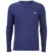Le Shark Men's Gifford Long Sleeve T-Shirt - Deep Cobalt