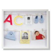 Umbra Photo Display Clothesline - White