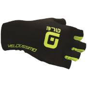 Alé Chrono Gloves - Black/Yellow