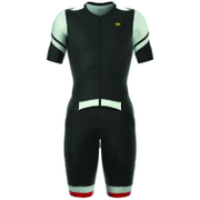 Alé R-EV1 Fiandre Race Skinsuit - Black/White