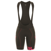 Alé Women's PRR 2.0 Nominal Bib Shorts - Black/Pink