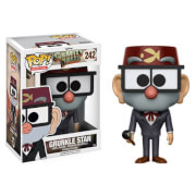 Gravity Falls Grunkle Stan Pop! Vinyl Figure