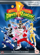 Mighty Morphin Power Rangers - Complete Season 2 Collection