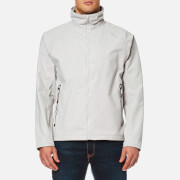 MUSTO Men's Essential Crew BR1 Jacket - Platinum