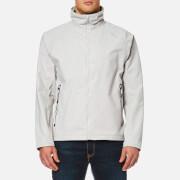 MUSTO Men's Essential Crew BR1 Jacket - Platinum
