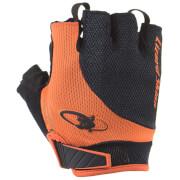 Lizard Skins Aramus Elite Gloves - Jet Black/Tangerine