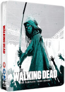 The Walking Dead: Season 3 - Limited Edition Steelbook