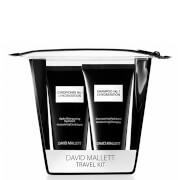 David Mallett L'Hydratation Travel Kit