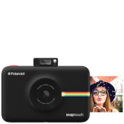 Polaroid-Schnappschuss-Sofortdruck-Digitalkamera mit LCD-Display - Schwarz
