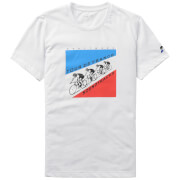 Le Coq Sportif Tour de France N2 Kraftwerk T-Shirt - White