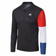 Le Coq Sportif TDF Signature Long Sleeve Jersey - Black