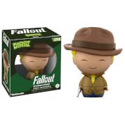 Figurine Dorbz L'Étranger Mystérieux Fallout Vault Boy