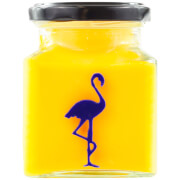 Raspberry Sangria Flamingo Candle