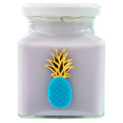 Purple Pineapple and Coconut Candle