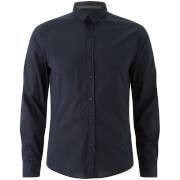 Camisa manga larga Brave Soul Tudor - Hombre - Azul marino