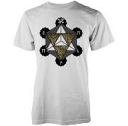 Abandon Ship Metatron Heren T-shirt - Wit