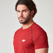 T-Shirt Performance con Maniche Raglan