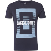 Jack & Jones Men's Core Booster T-Shirt - Black