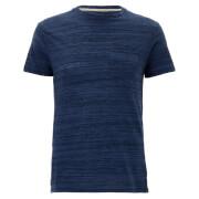 T-Shirt Homme Ferndale Threadbare - Bleu Denim