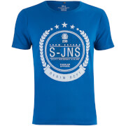Camiseta Smith & Jones Hypoten - Hombre - Azul
