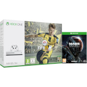 Xbox One S 500GB Console - Includes FIFA 17 & Mass Effect Andromeda