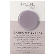 FACEINC by nails inc. Carbon Neutral Charcoal Purifying Pod Mask 10ml