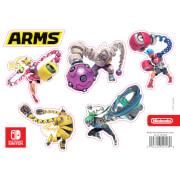 ARMS Sticker Sheet