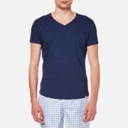 Orlebar Brown Men's OB V-Neck T-Shirt - Denim Pigment