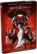Ghost In The Shell: el alma de la máquina - Steelbook Exclusivo de Zavvi Ed. Limitada (descarga digital) - 4K Ultra HD