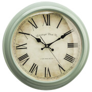 Fifty Five South Vermont Wall Clock - Green
