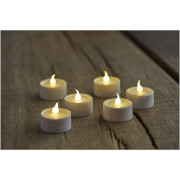 Sirius Lone Set of Tealights - White